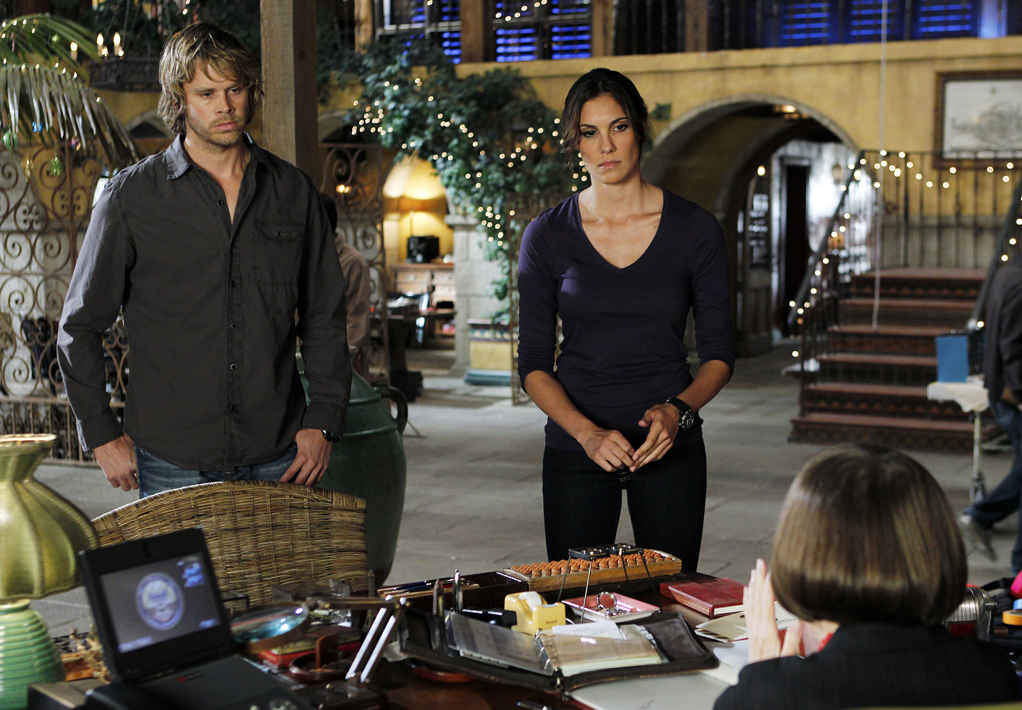 Christmastime and Crimetime for the NCIS: LA