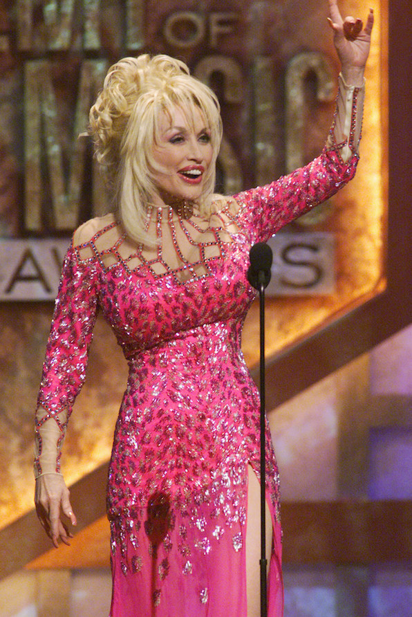 4. Dolly Parton