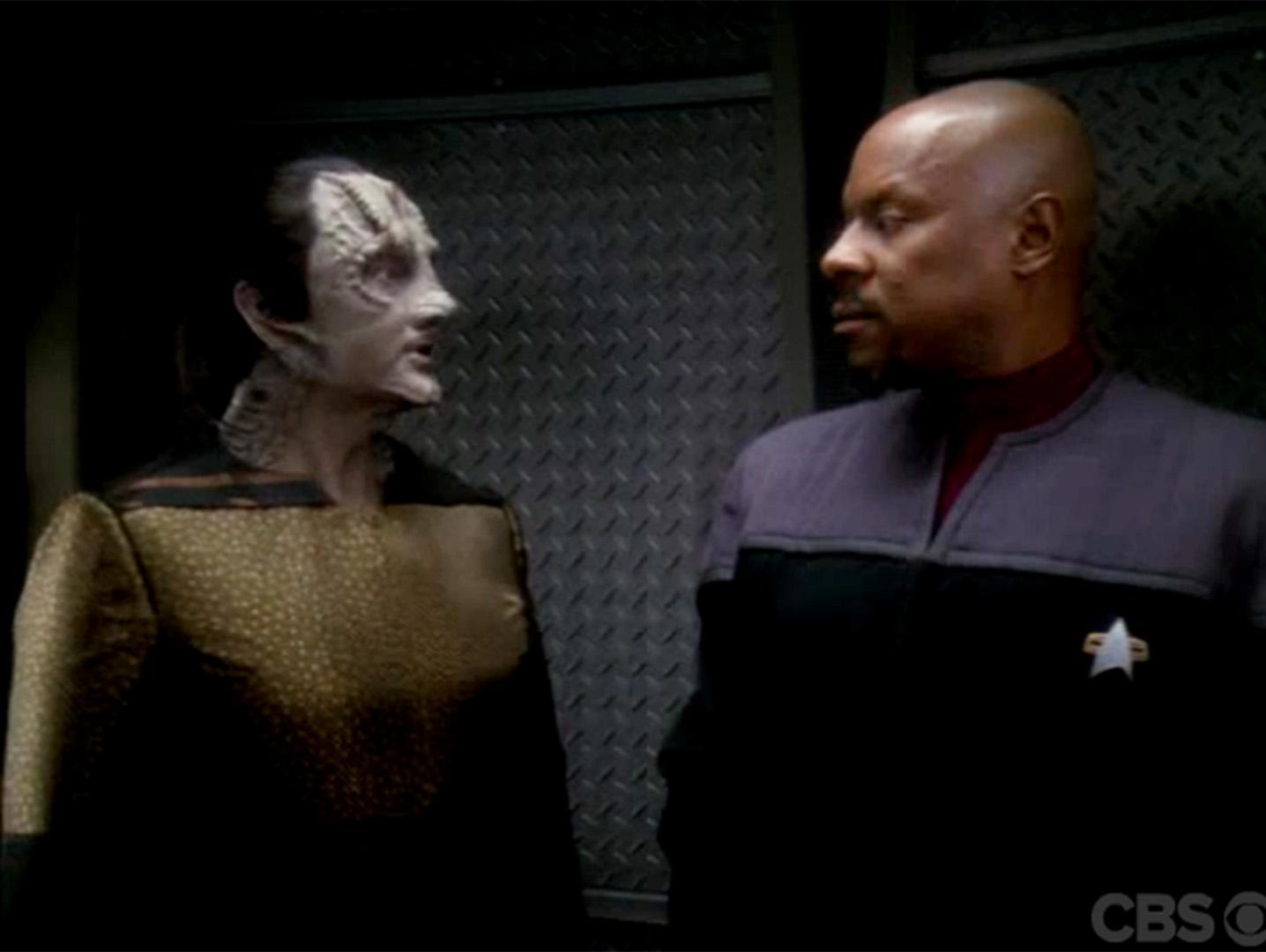 In the Pale Moonlight (Star Trek: Deep Space Nine, Season 6, Episode 19)
