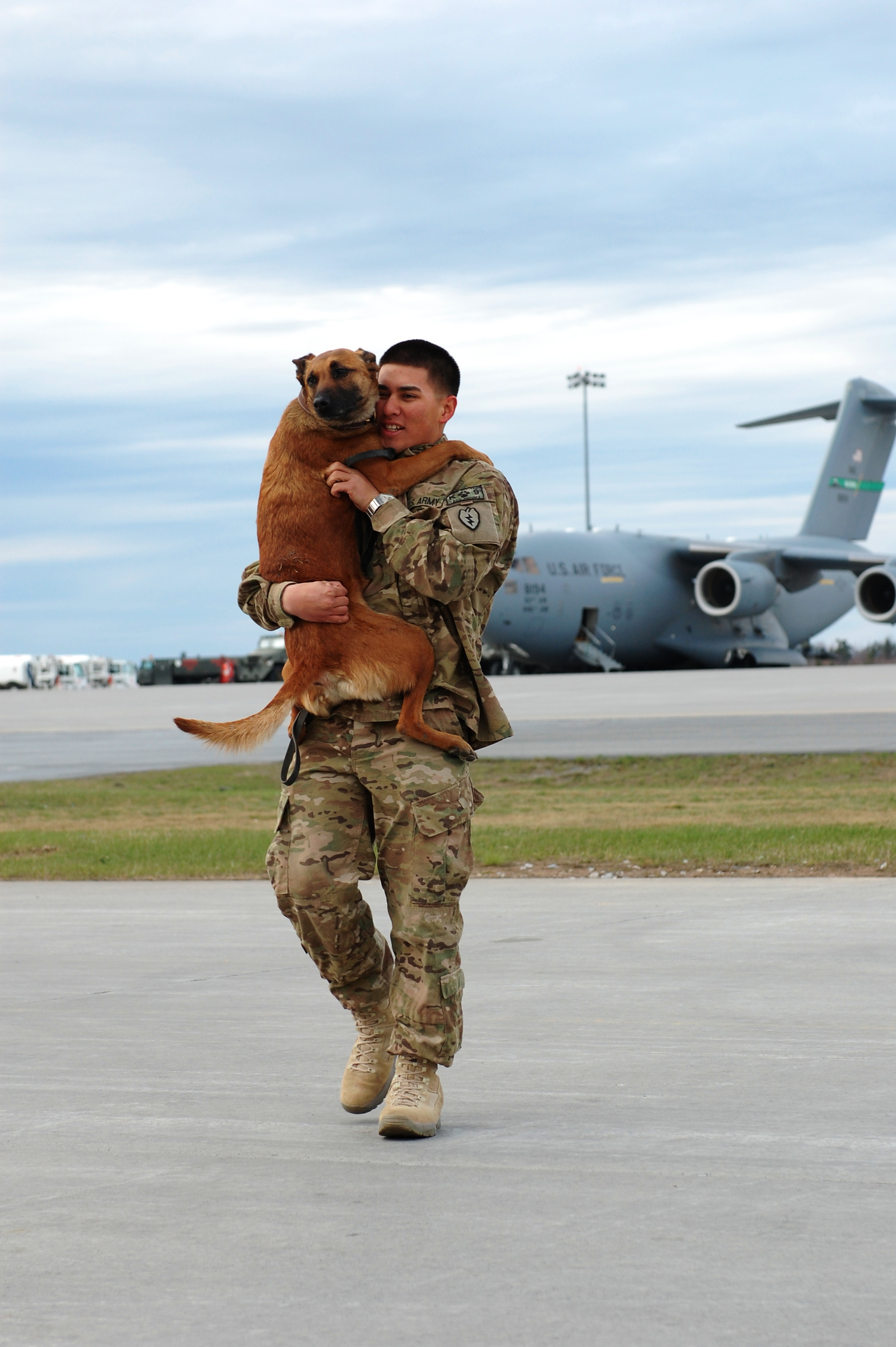 Return Home from Afghanistan