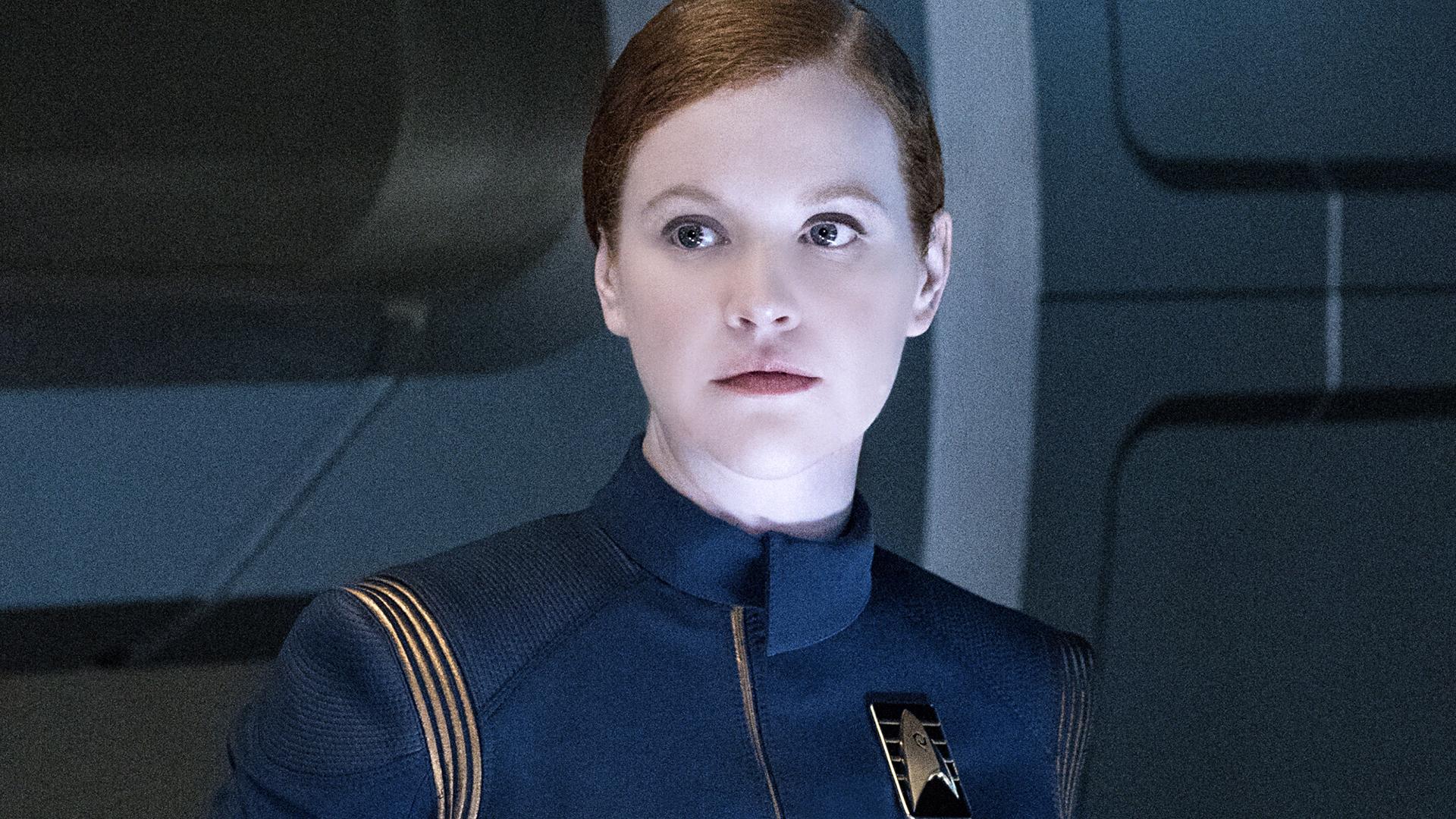 Cadet Sylvia Tilly (Mary Wiseman)