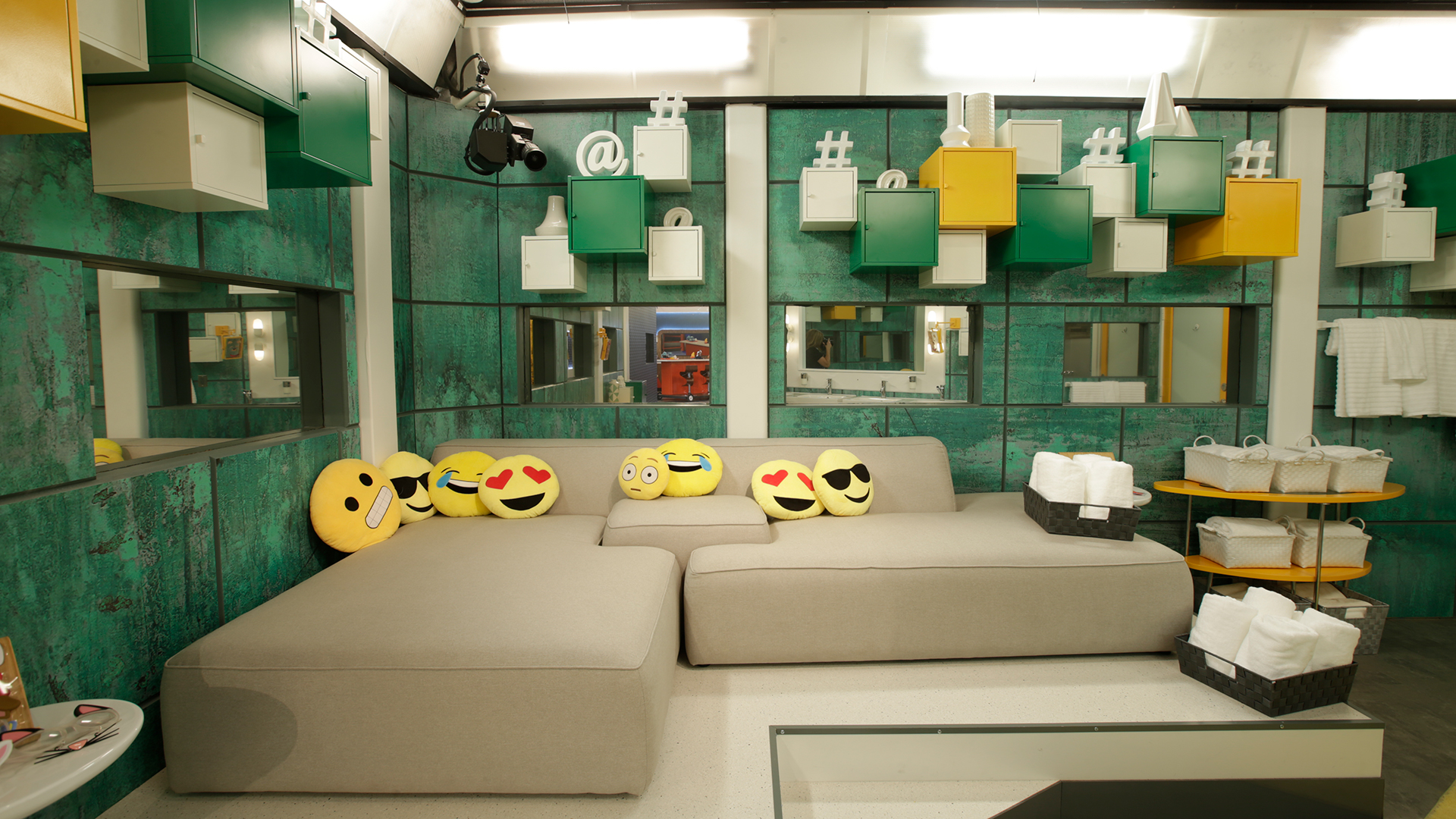 Take A Tour Of The Innovative Big Brother 20 House - Big