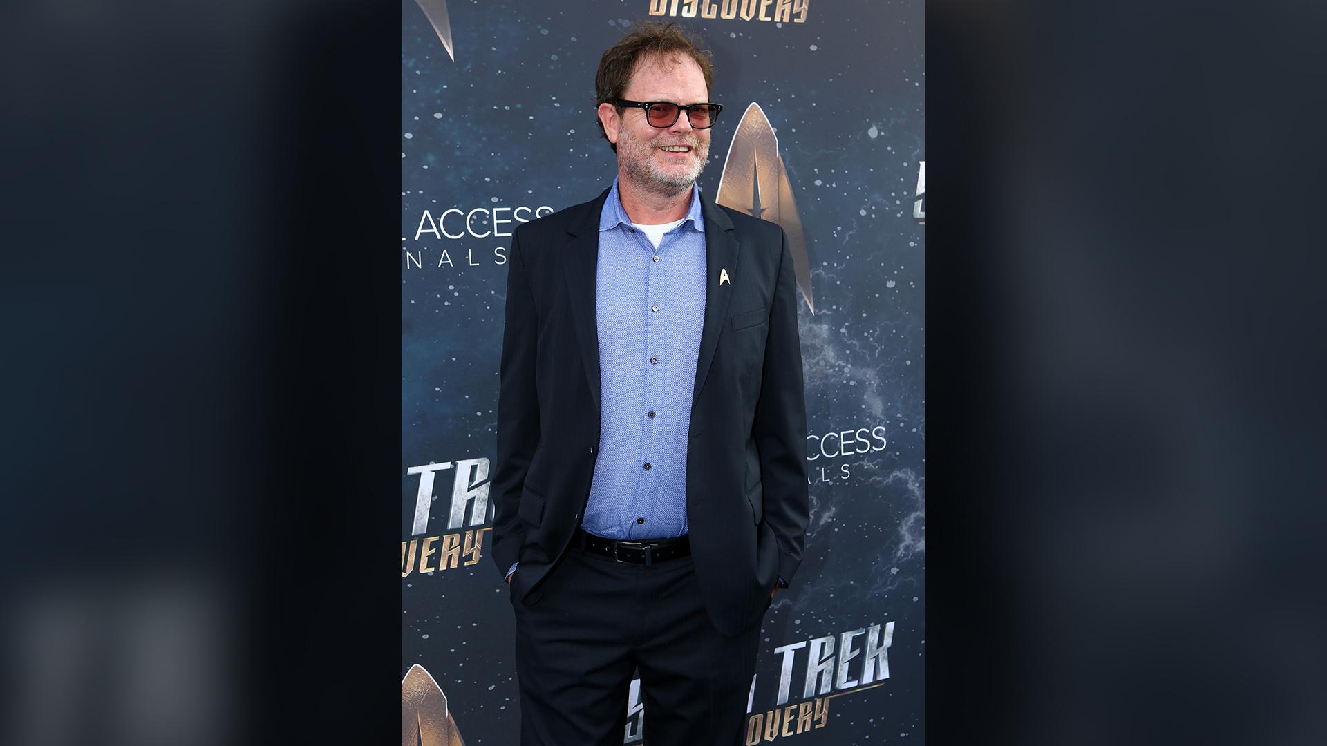 Rainn Wilson from Star Trek: Discovery