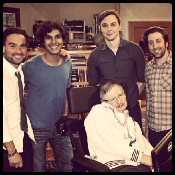 Stephen Hawking and Co.