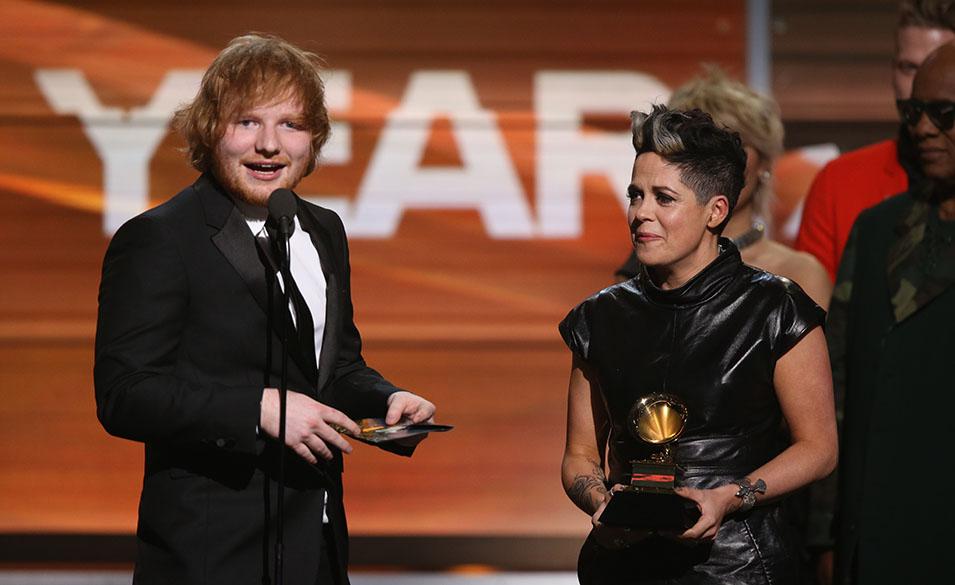 Ed Sheeran: Song Of The Year