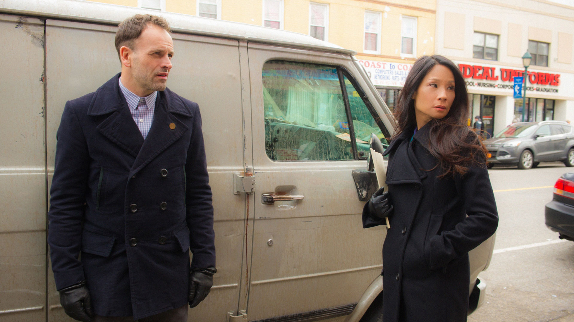 Elementary leads Watson on a manhunt with a surprise at the end.