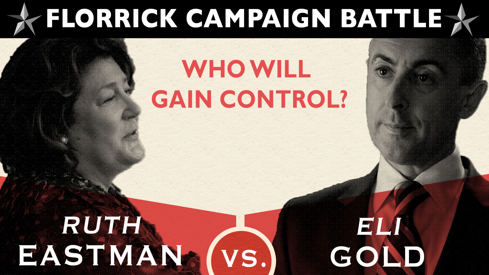 Eli Vs. Ruth: Welcome To The Main Event!