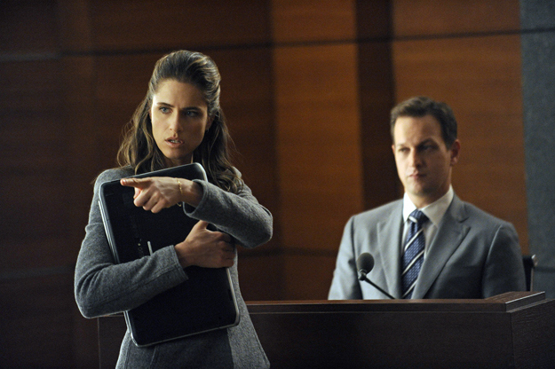 Amanda Peet as Laura Hellinger