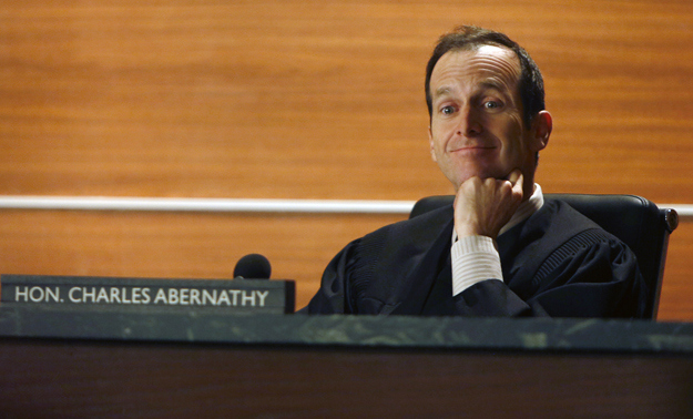 Denis O'Hare as Judge Charles Abernathy
