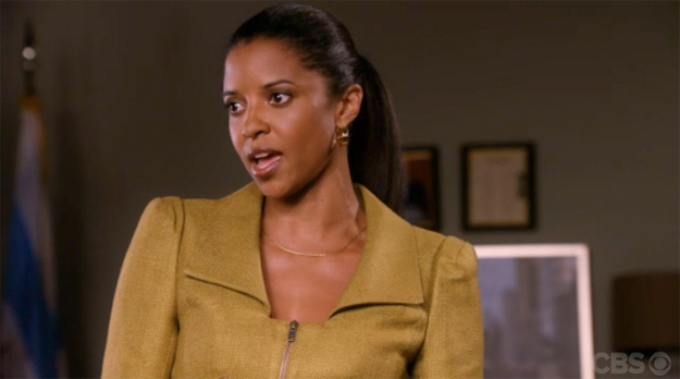 Renée Elise Goldsberry as Geneva Pine