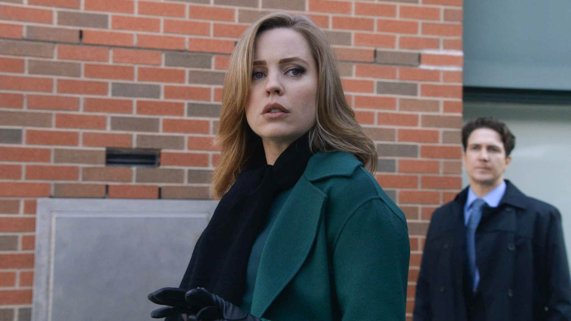 Melissa George as Marilyn Garbanza in