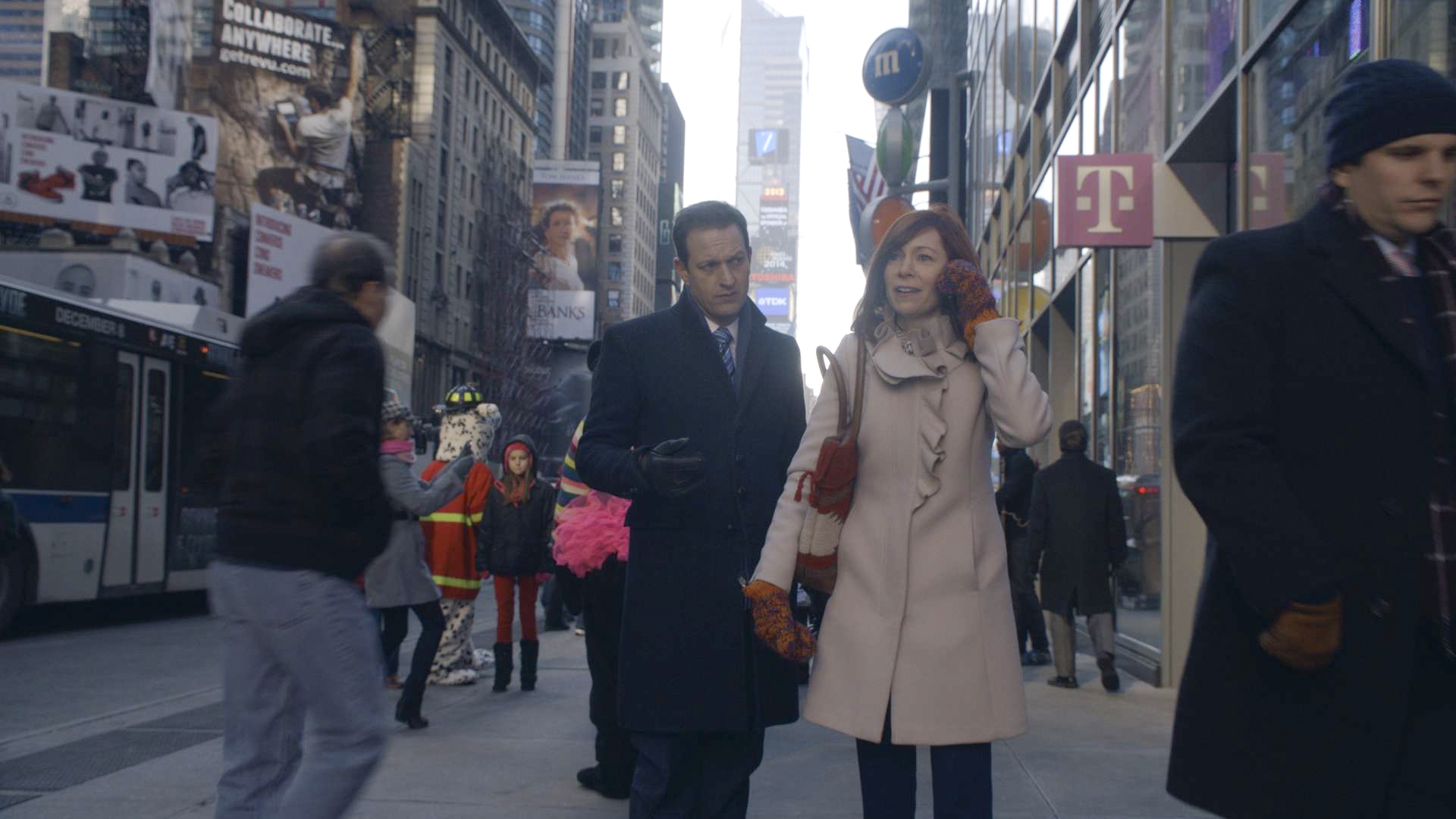 The Good Wife goes to New York in