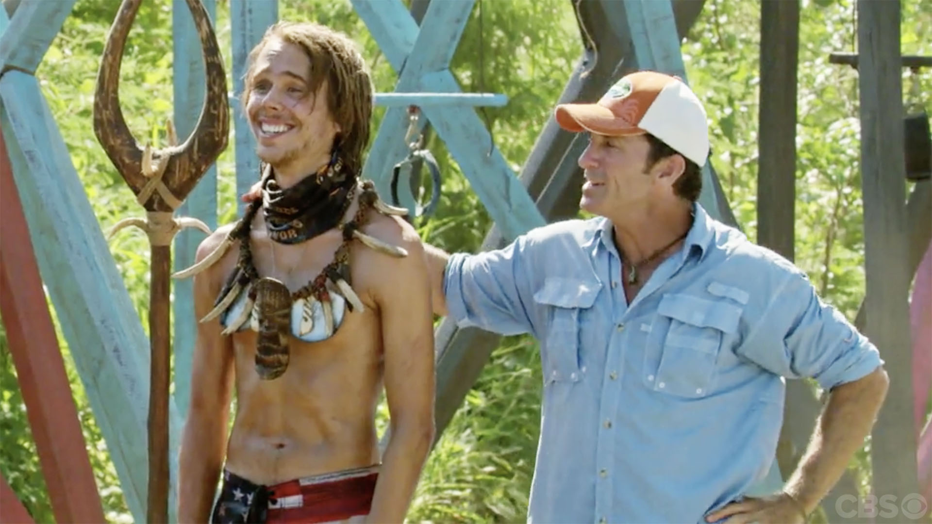 Youngest castaway ever: Will Wahl, 18