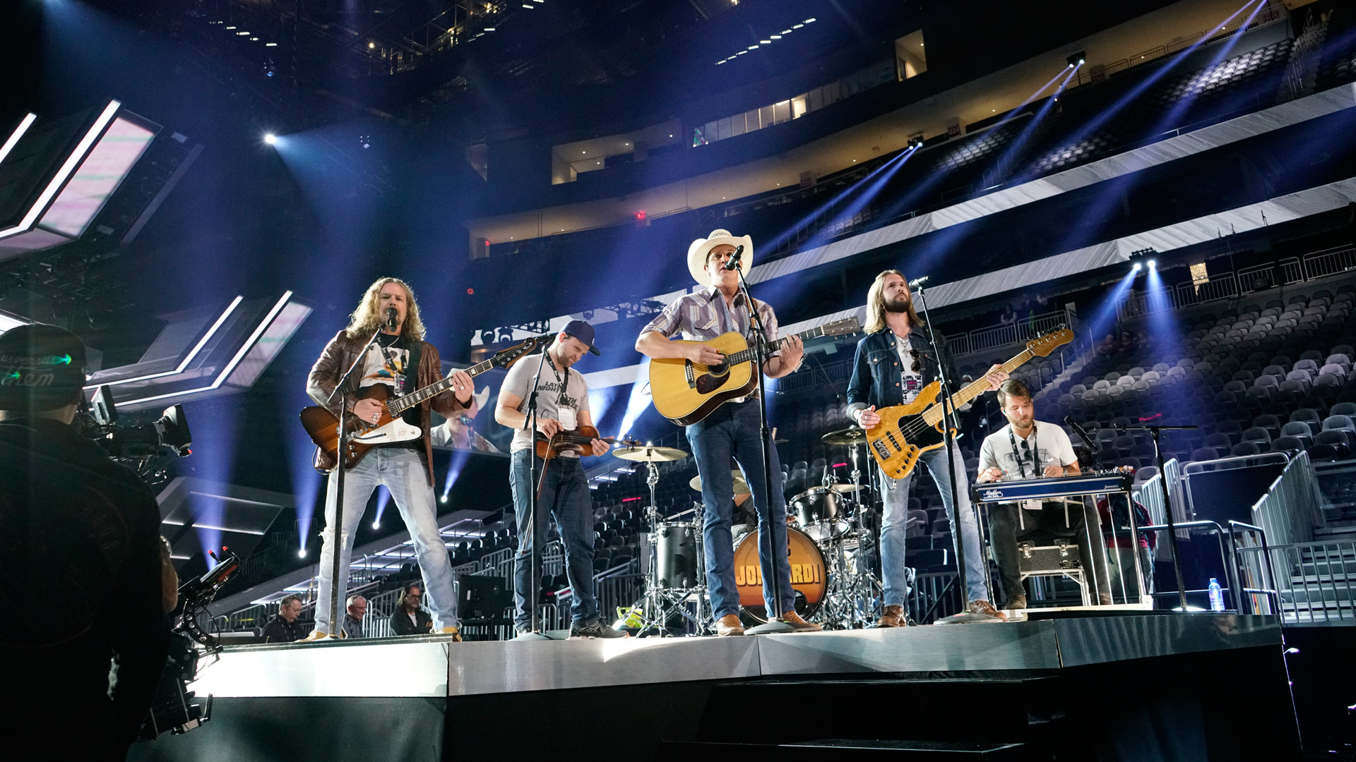 Jon Pardi is bound to turn the ACMs into one big party with his performance.