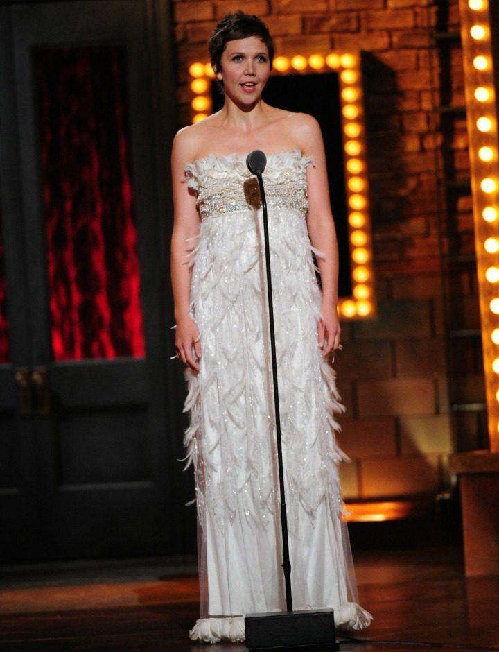 3. The gorgeous gowns