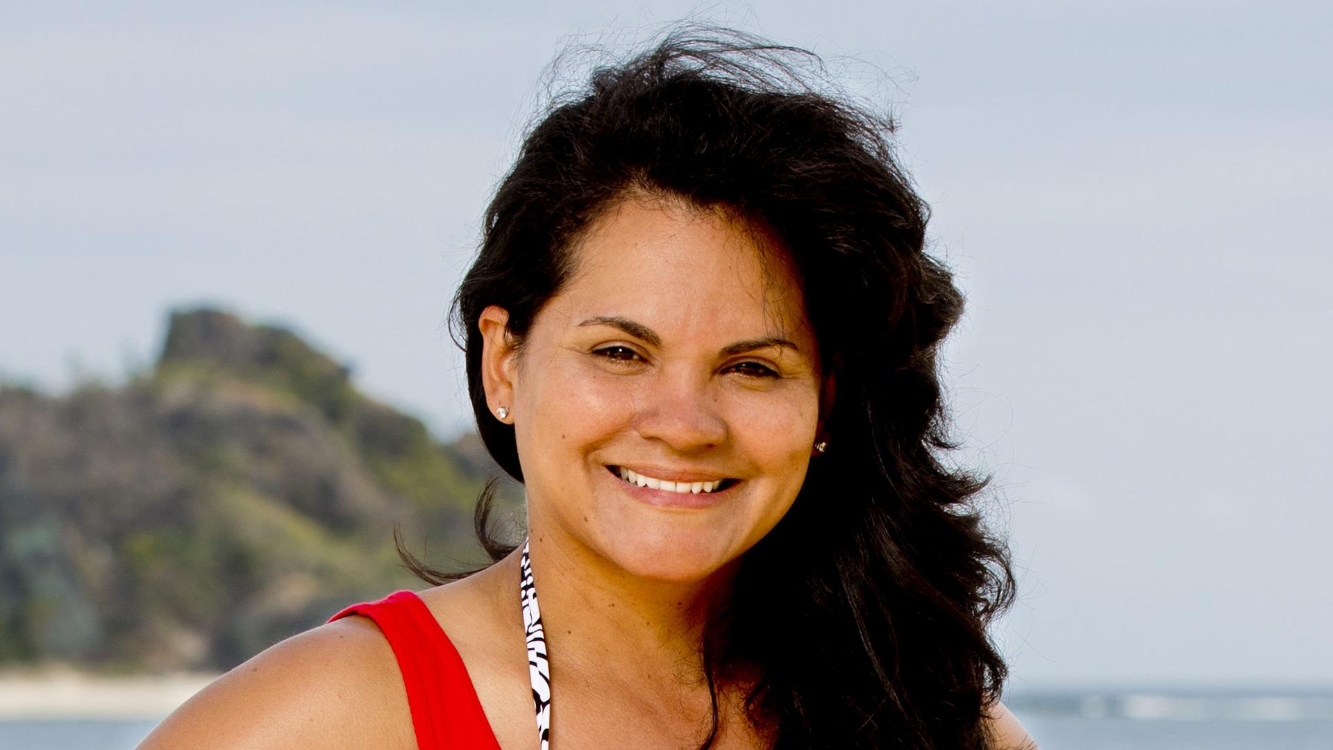 Sandra Diaz-Twine (Mana Tribe)