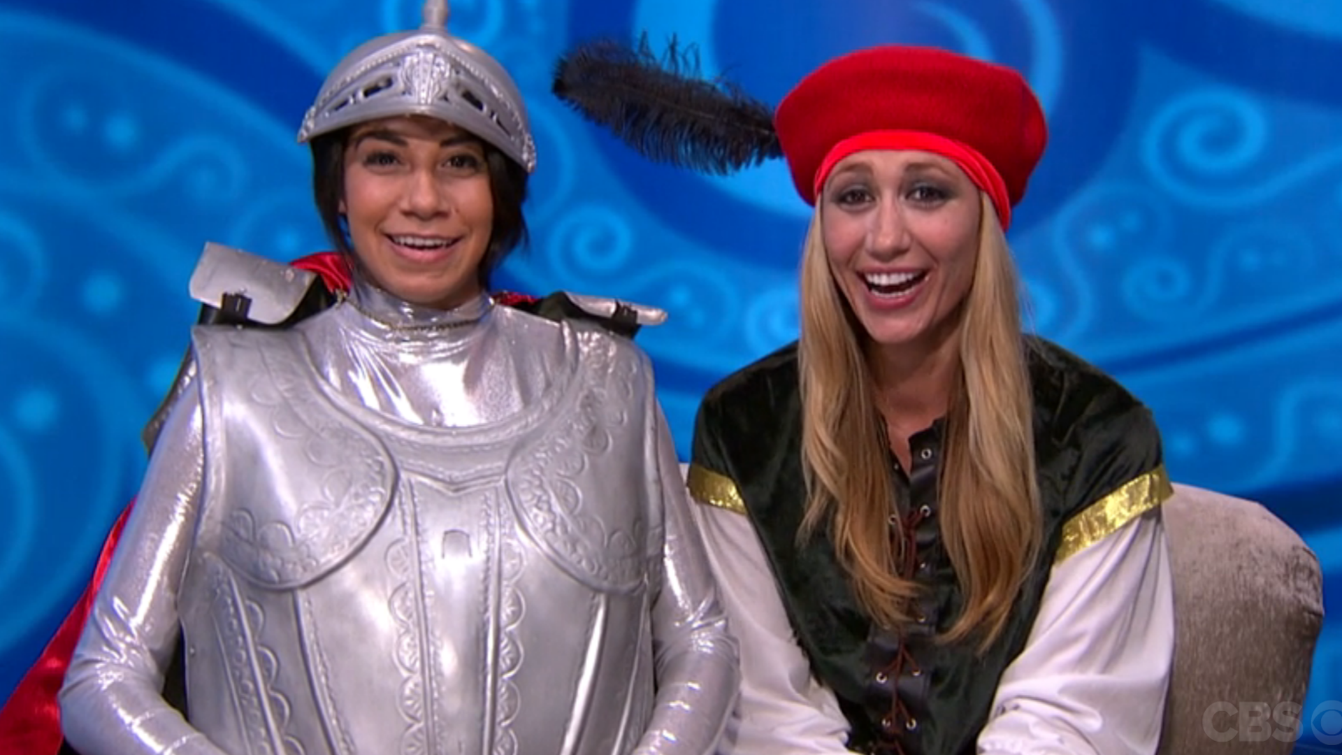 Jackie Ibarra and Vanessa Rousso's medieval costumes