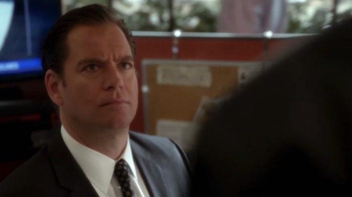 The reason Tony was able to purchase a posh apartment came from an idea suggested by Michael Weatherly.