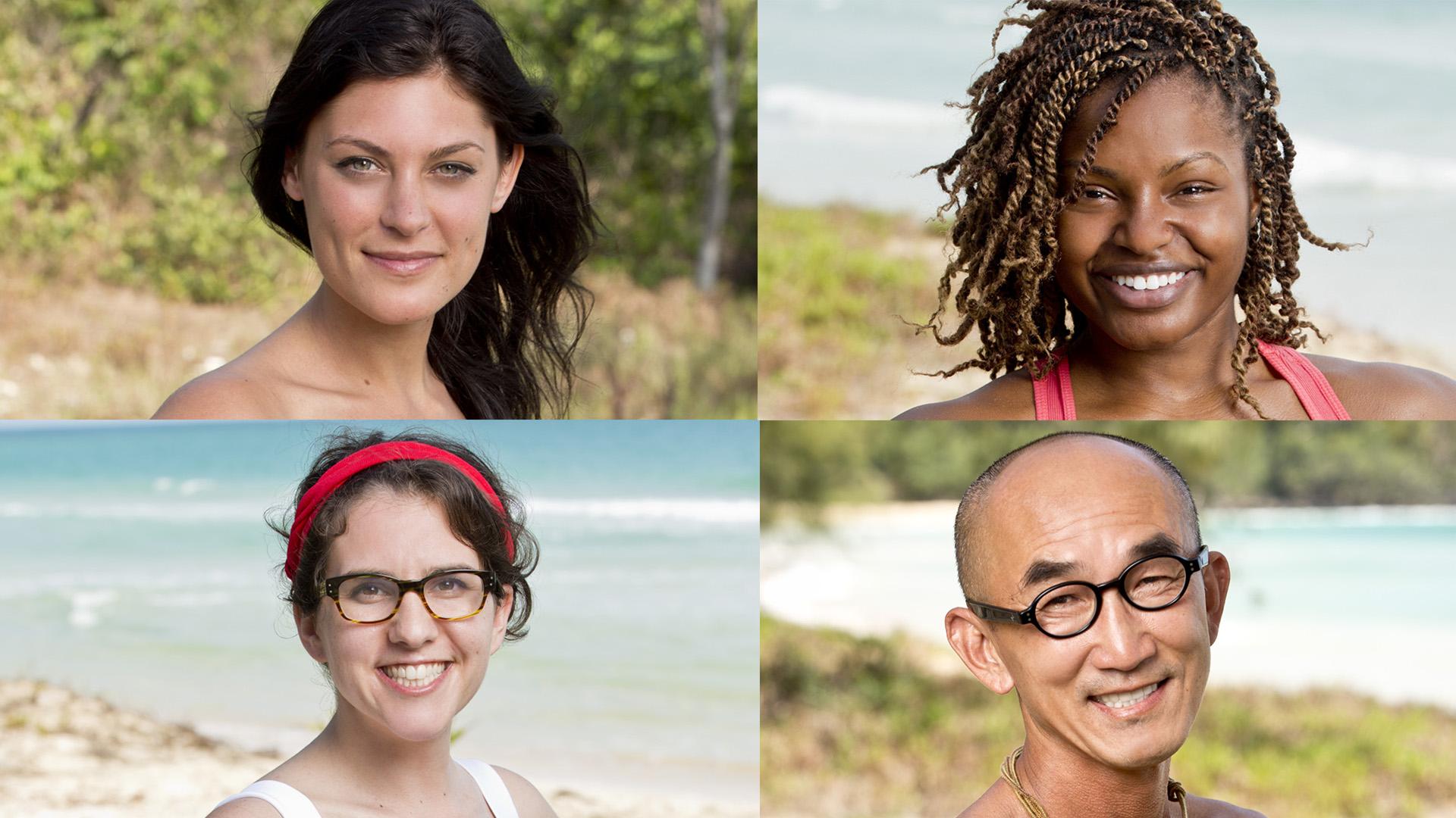 Before the season finale of Survivor: Kaoh Rong, let's examine the Final 4 castaways' résumés.