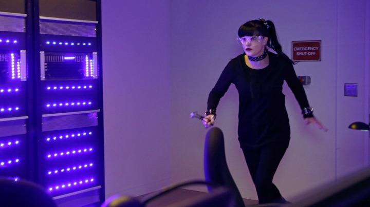 Pauley Perrette as Abby Sciuto