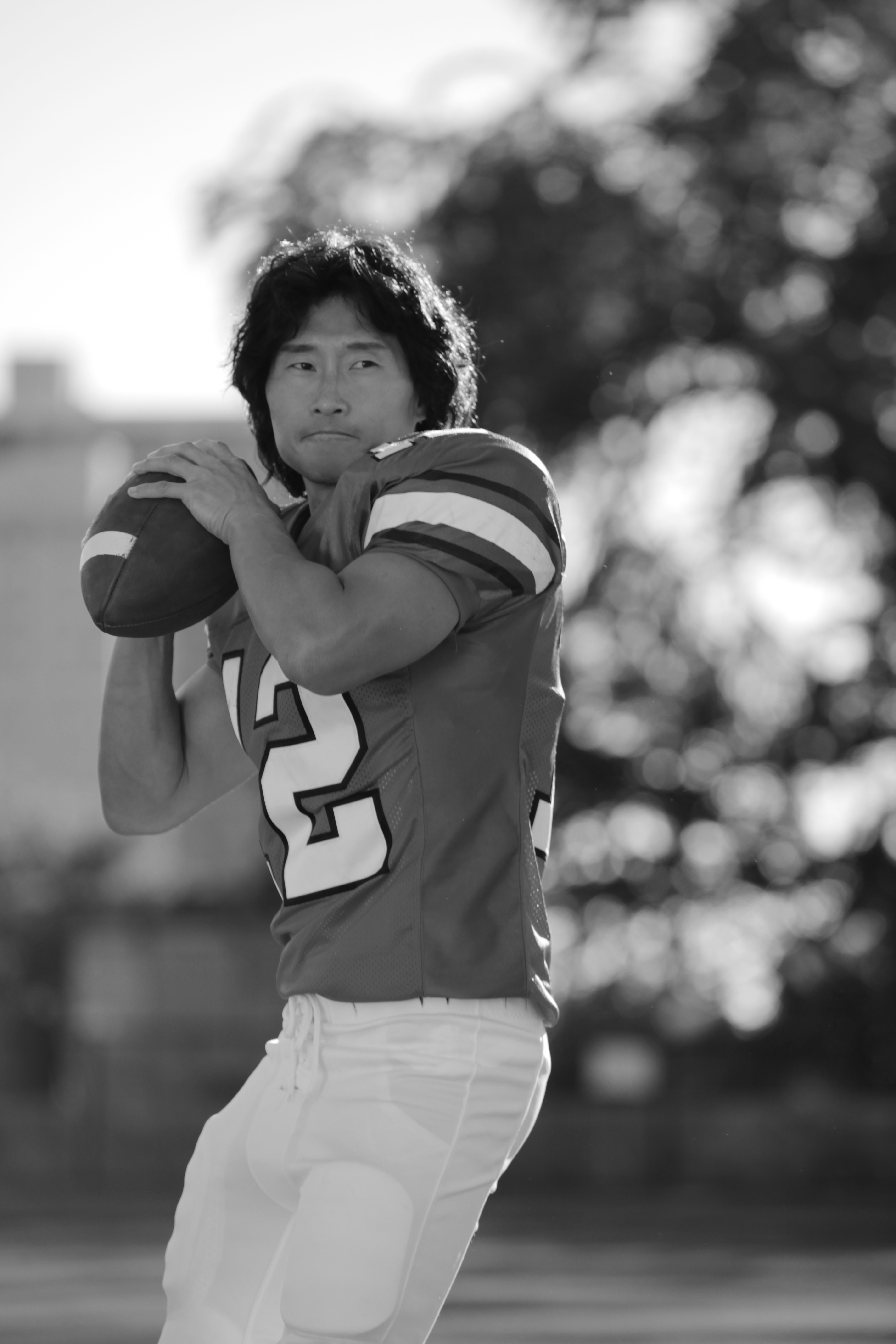 Chin Ho Kelly - QB 1
