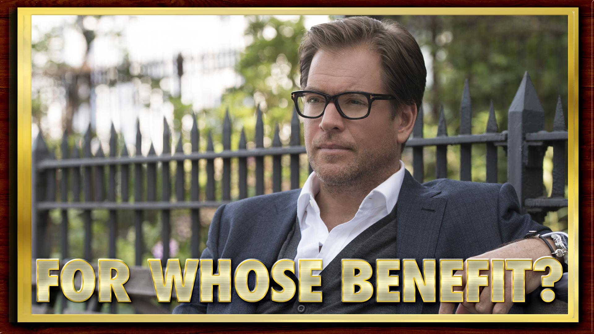 Term: Cui bono?