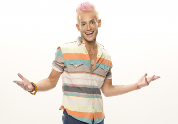 4. You can never have enough Frankie Grande.