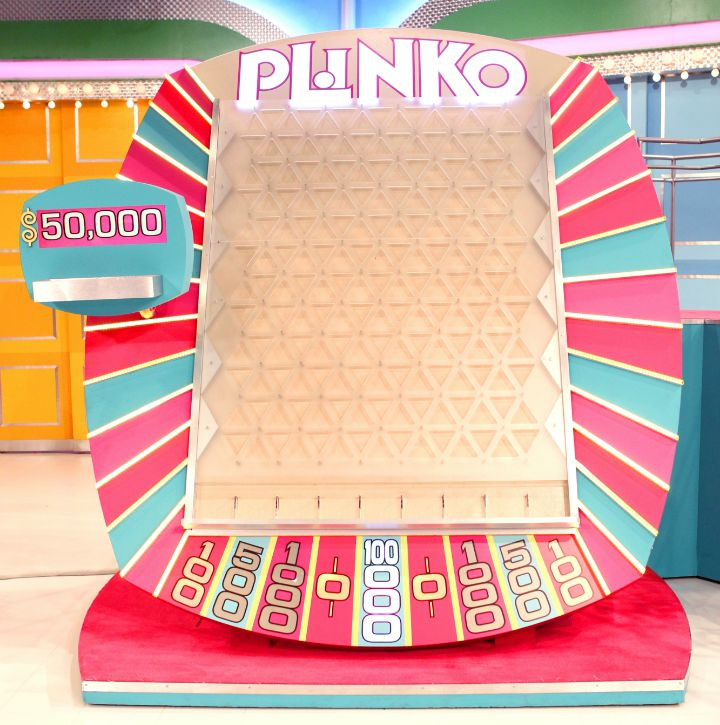 9 Secrets Of The Price Is Right S Plinko The Price Is