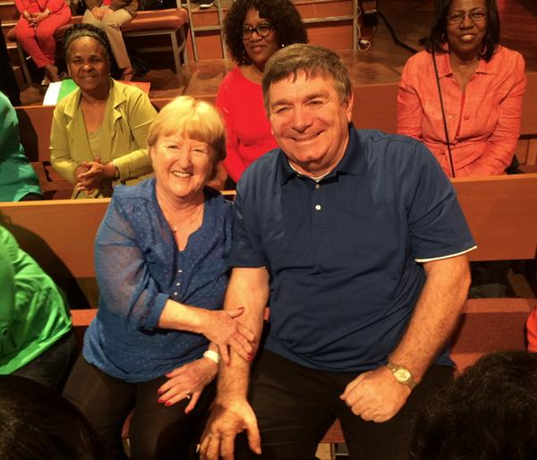 7. A Couple Celebrated Their 50th Anniversary!