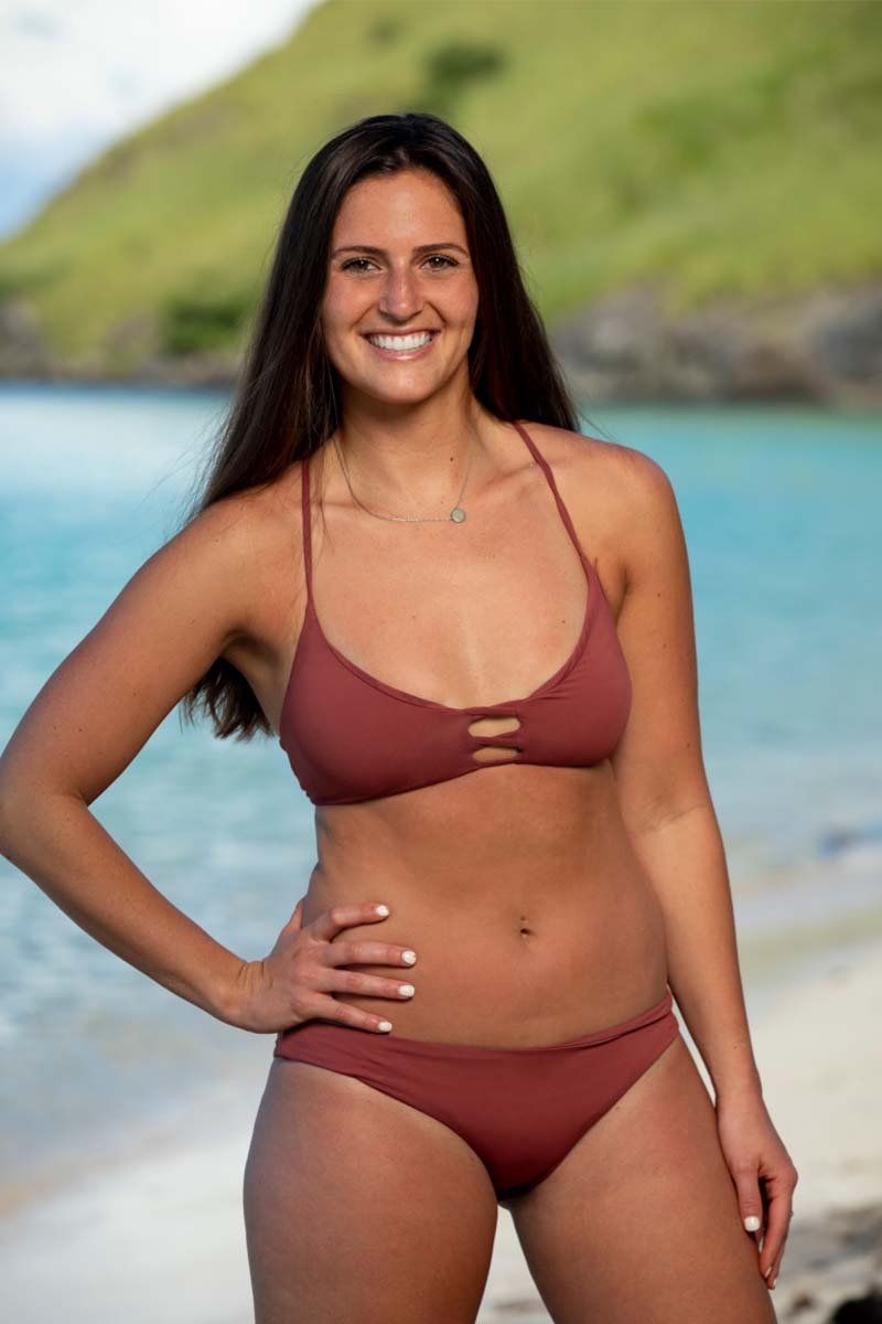 Angie Survivor life's a beach for these survivor castaways - recommended