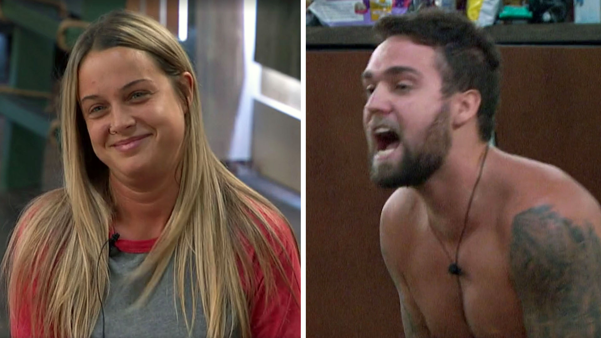 Christie vs. Nick (Big Brother 21)