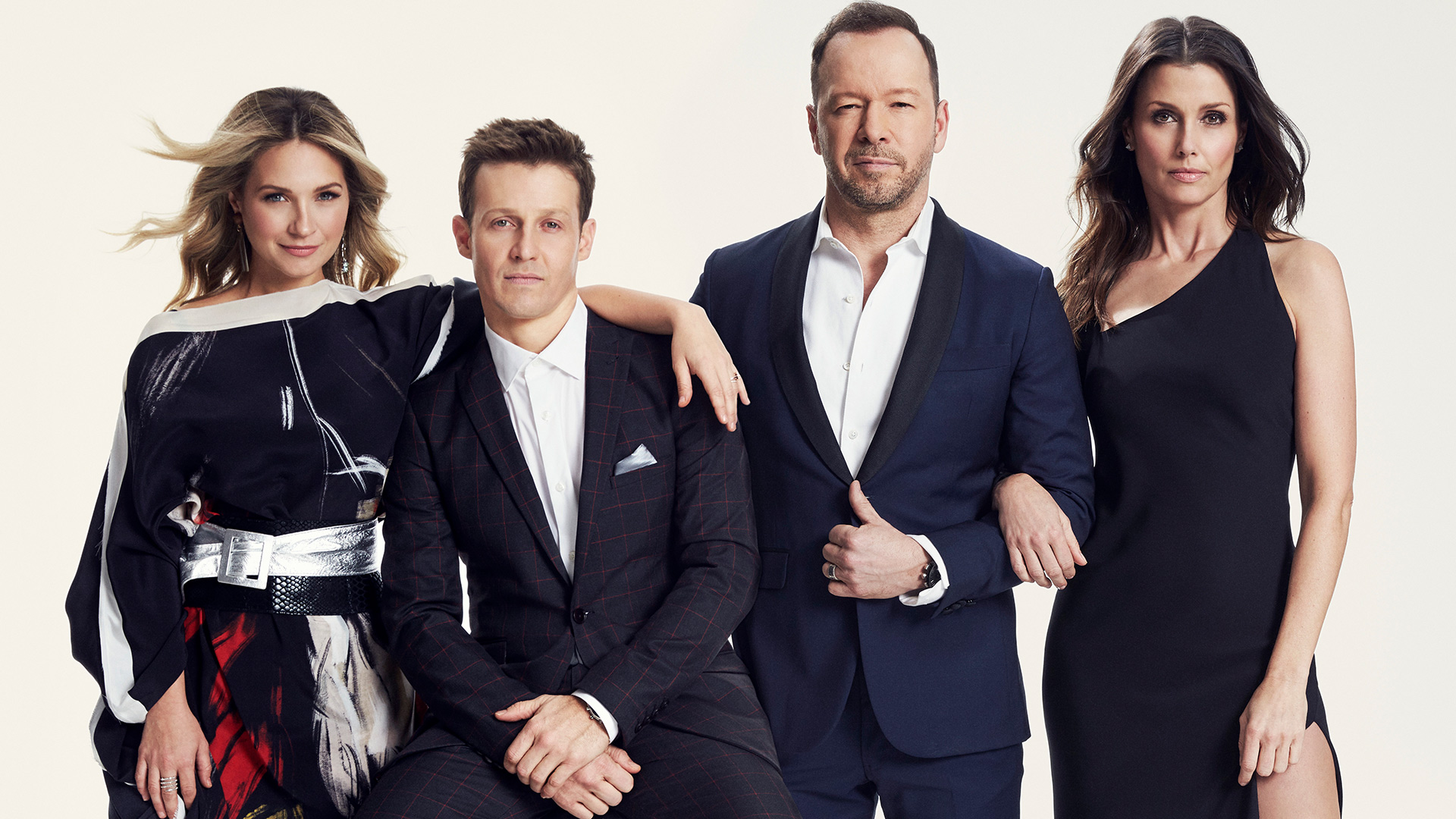 The cast of Blue Bloods, especially when they slay this fashion photo shoot