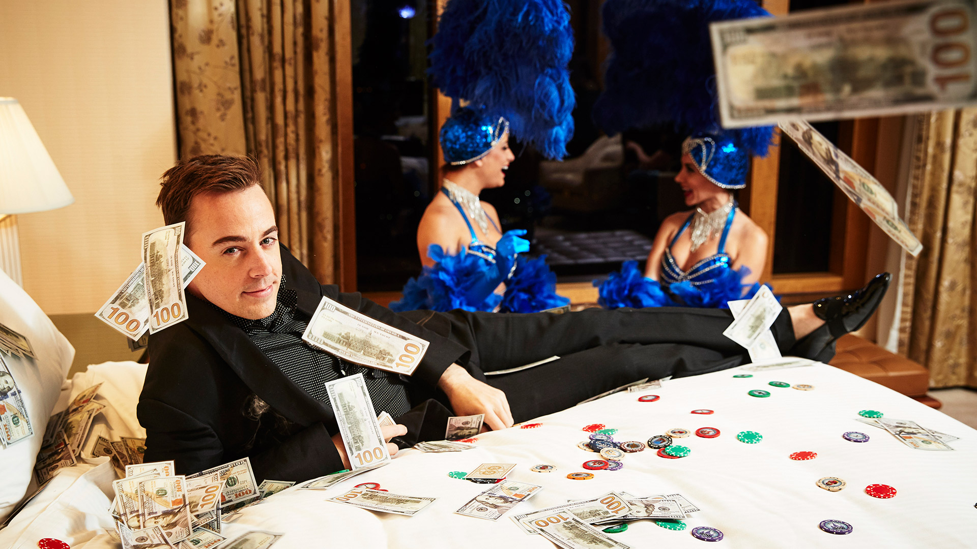 Some guys have all the luck... like NCIS' Sean Murray!