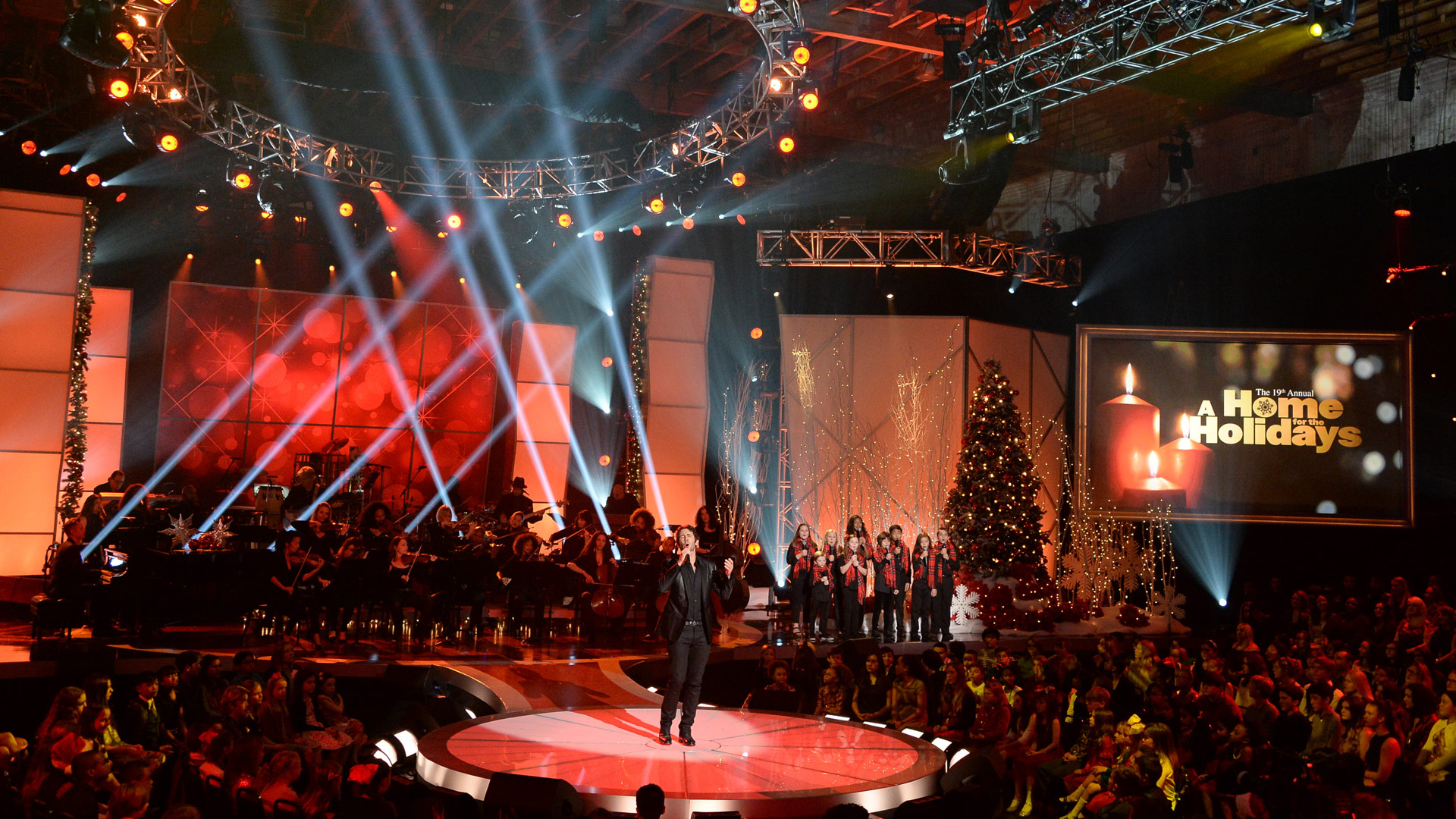 A Home For The Holidays With Idina Menzel