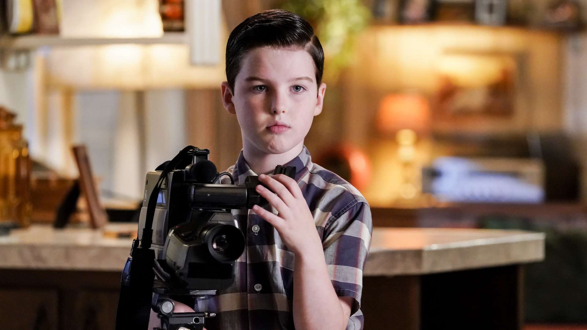 Young Sheldon's experiment could stir up trouble in