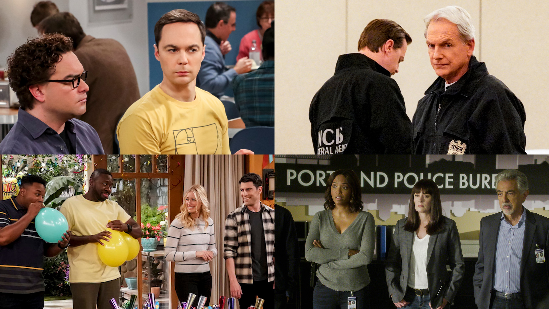 The year is new, and so are these episodes of the shows you love!