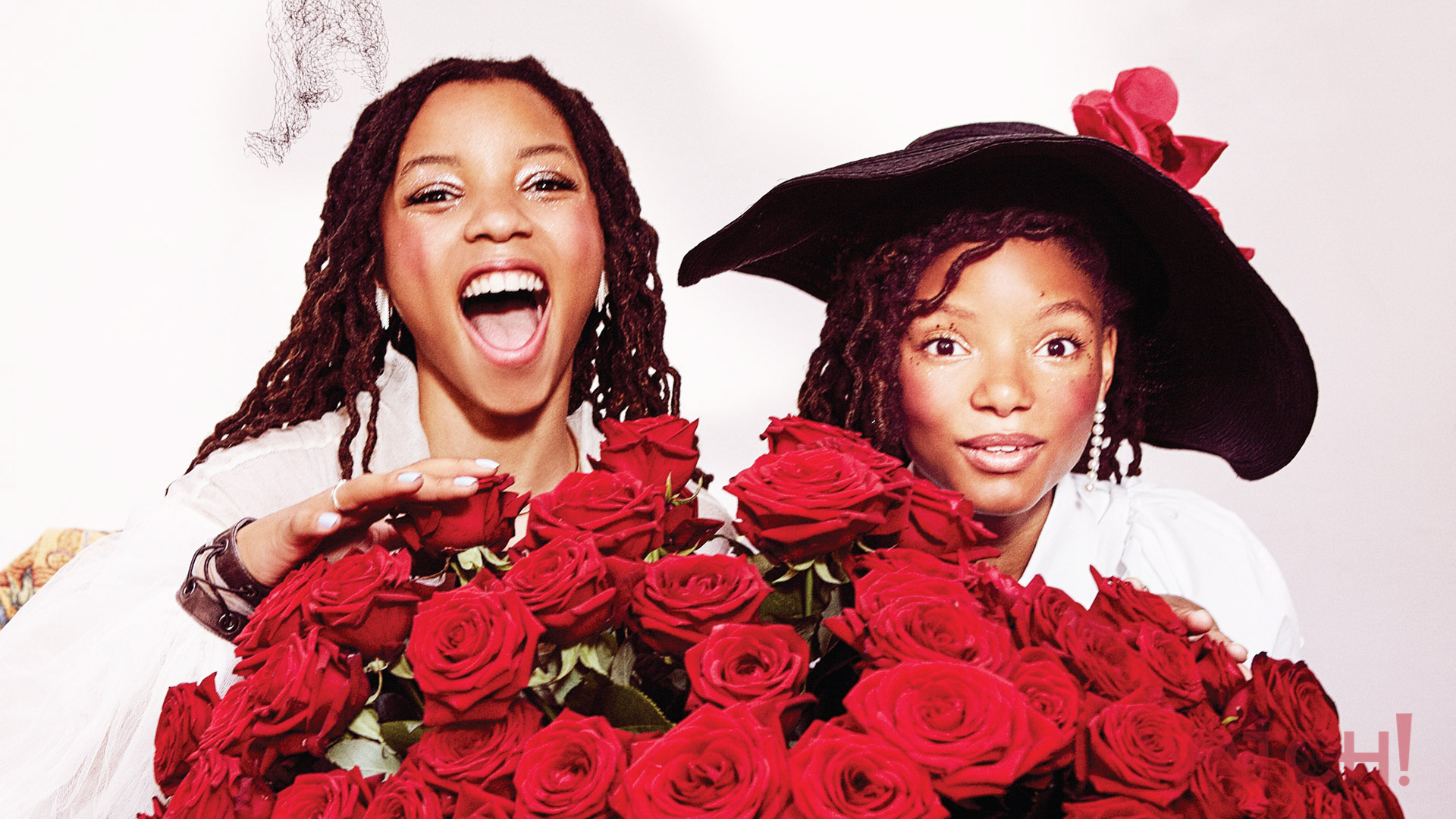 Chloe x Halle are double the trouble