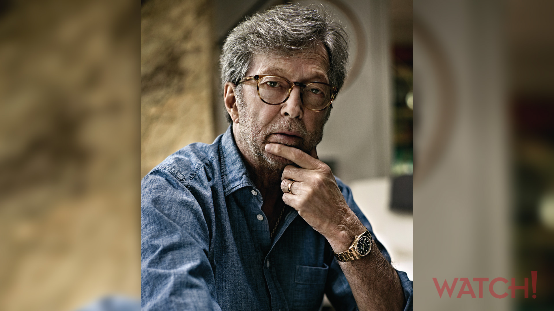 Eric Clapton forges on