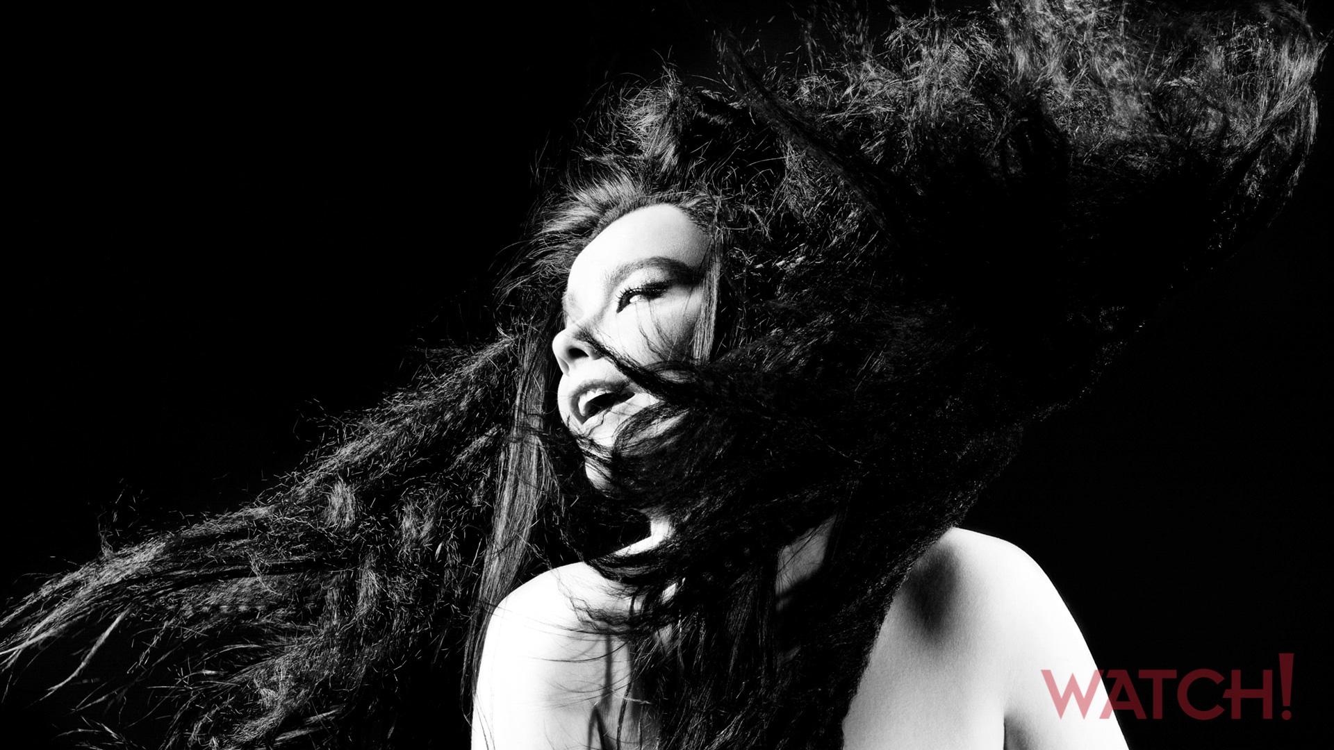 Björk finds her bliss