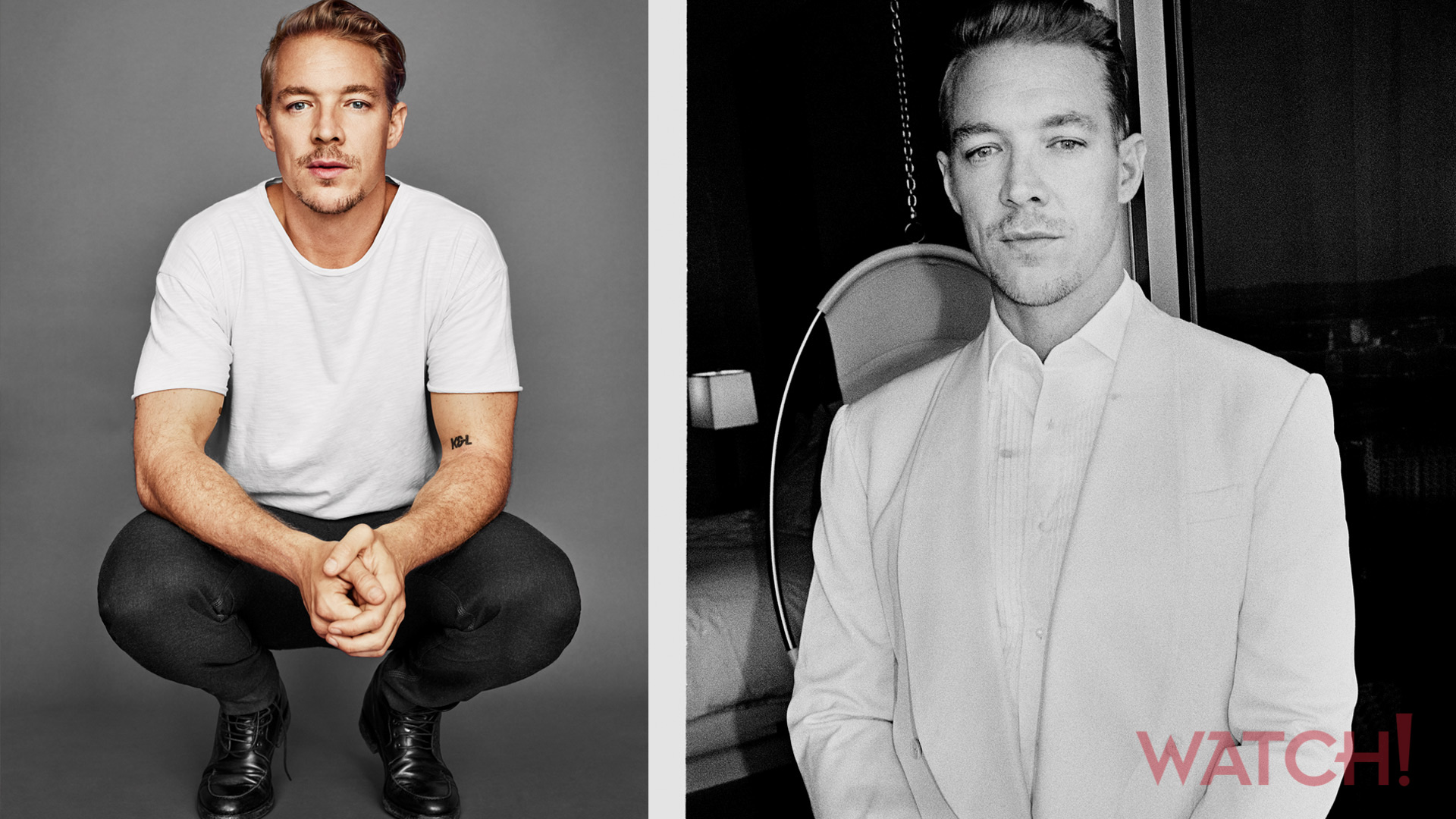 Diplo buttons up