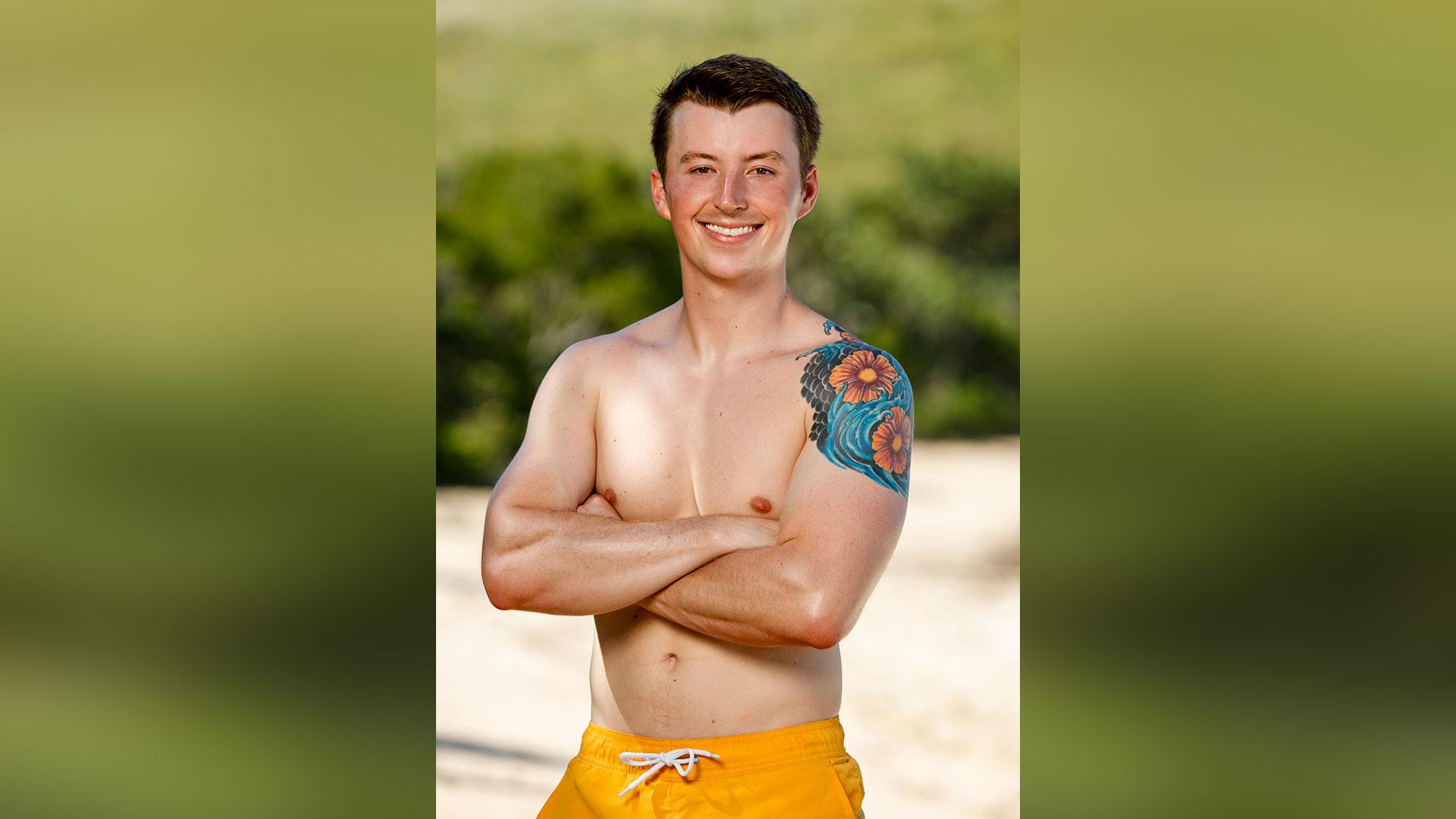 Gavin Whitson (Kama Tribe)