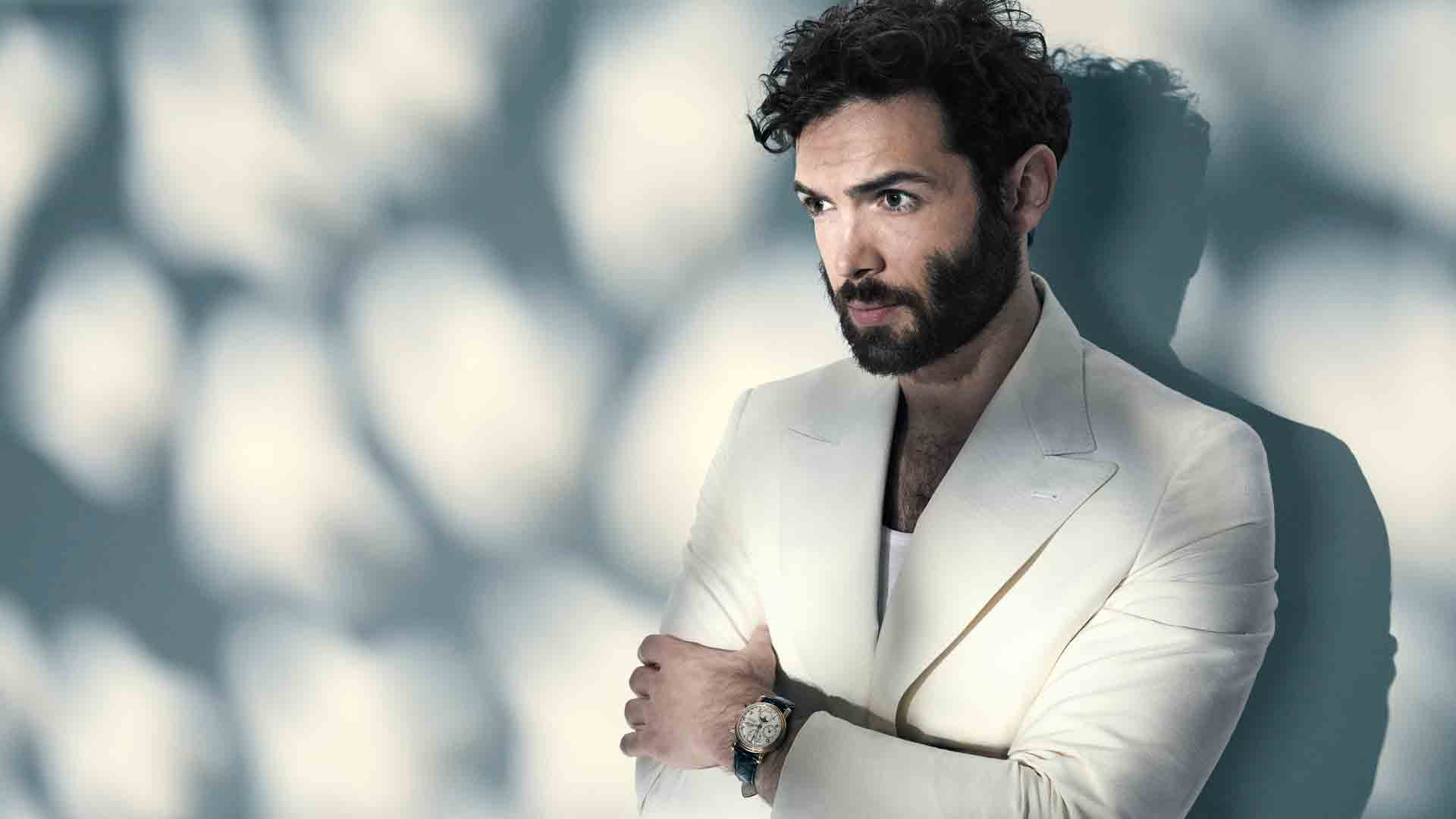 Ethan Peck strives for perfection