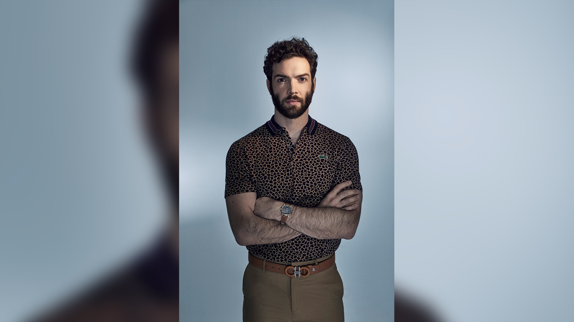 Ethan Peck is exactly where he's supposed to be