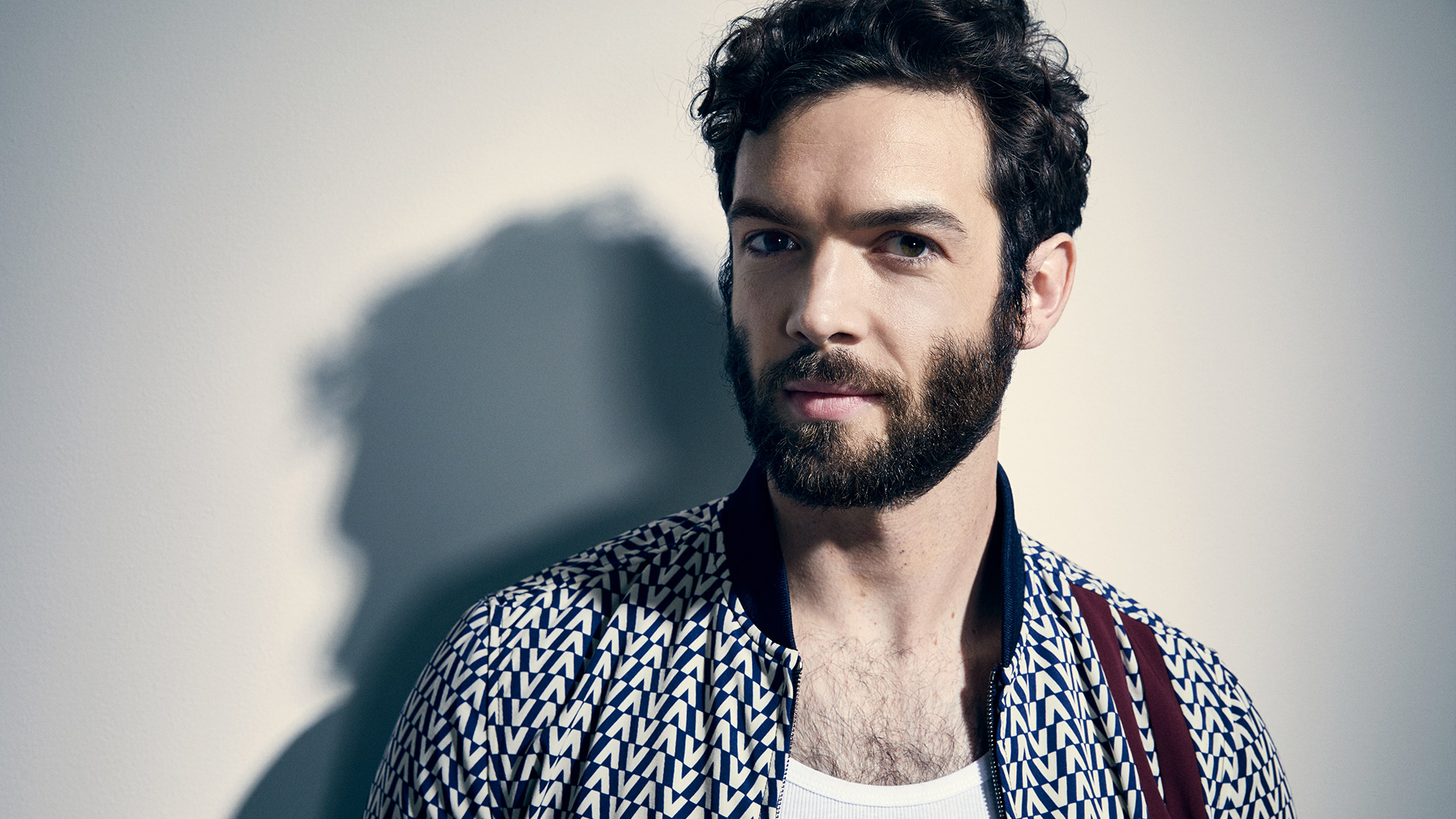 Ethan Peck has showbiz in his blood