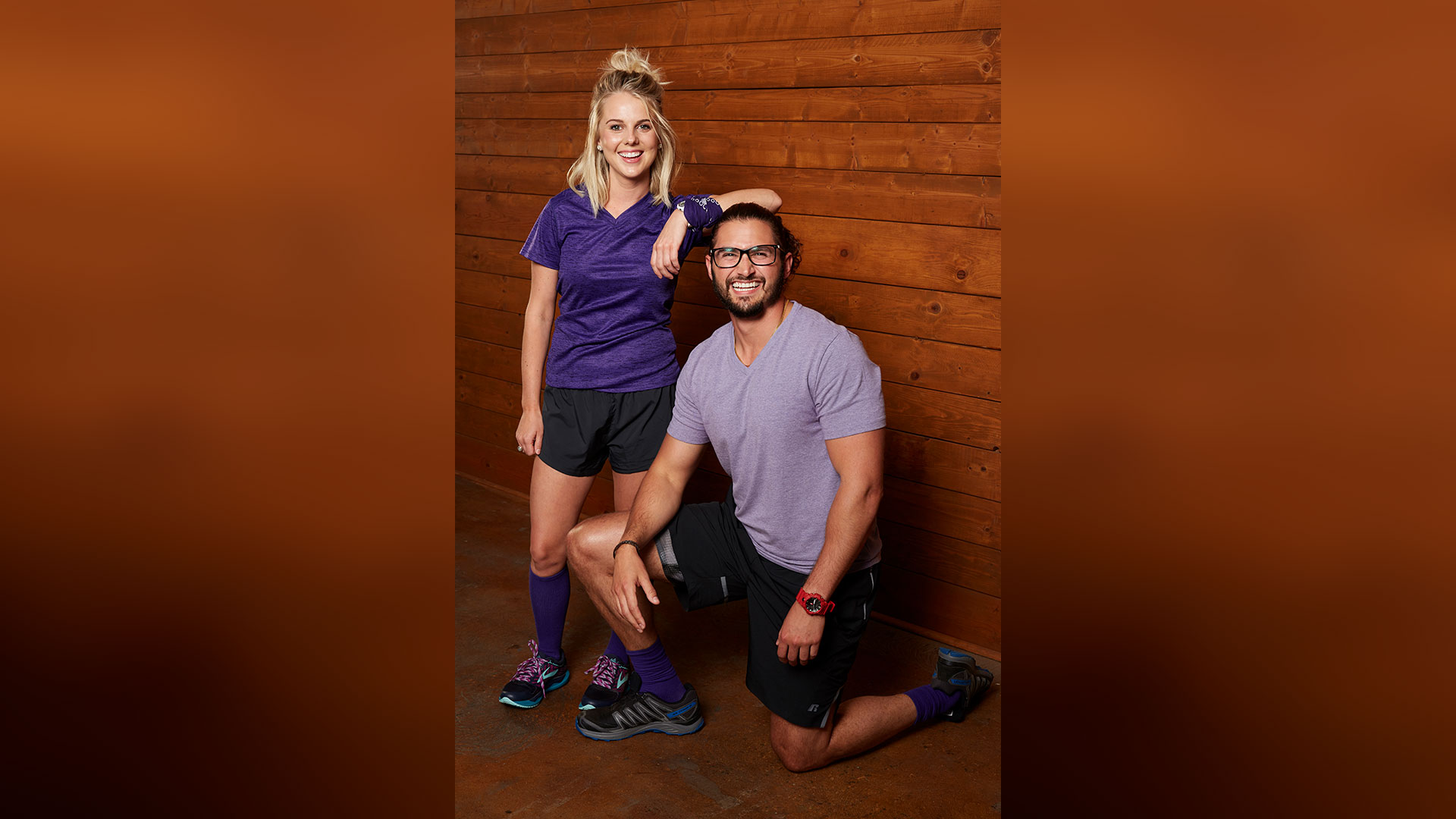 Nicole Franzel and Victor Arroyo (Engaged)