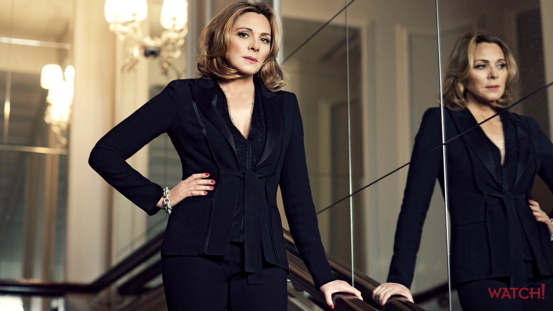 Kim Cattrall is a siren and these stunning pictures prove it