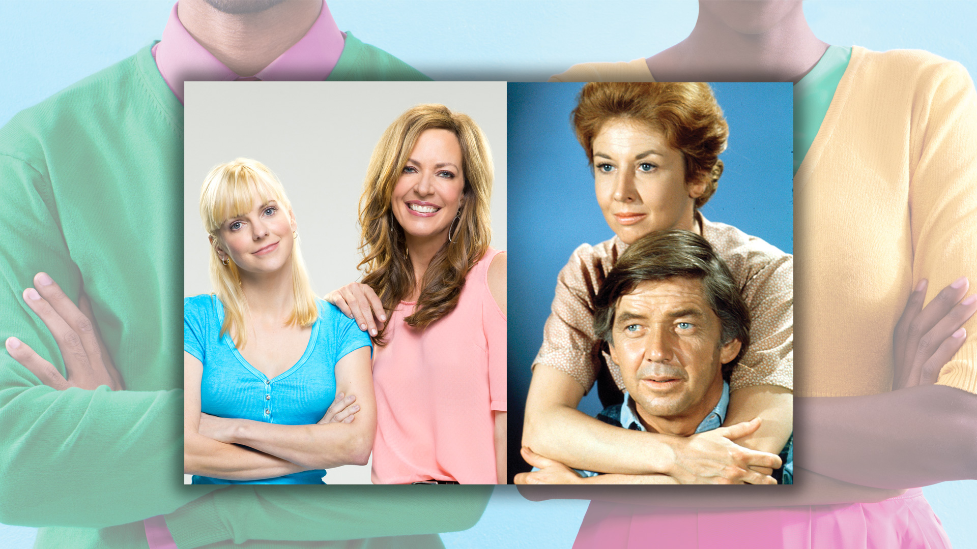 From Mom to The Waltons, these TV parents have a lot to teach us