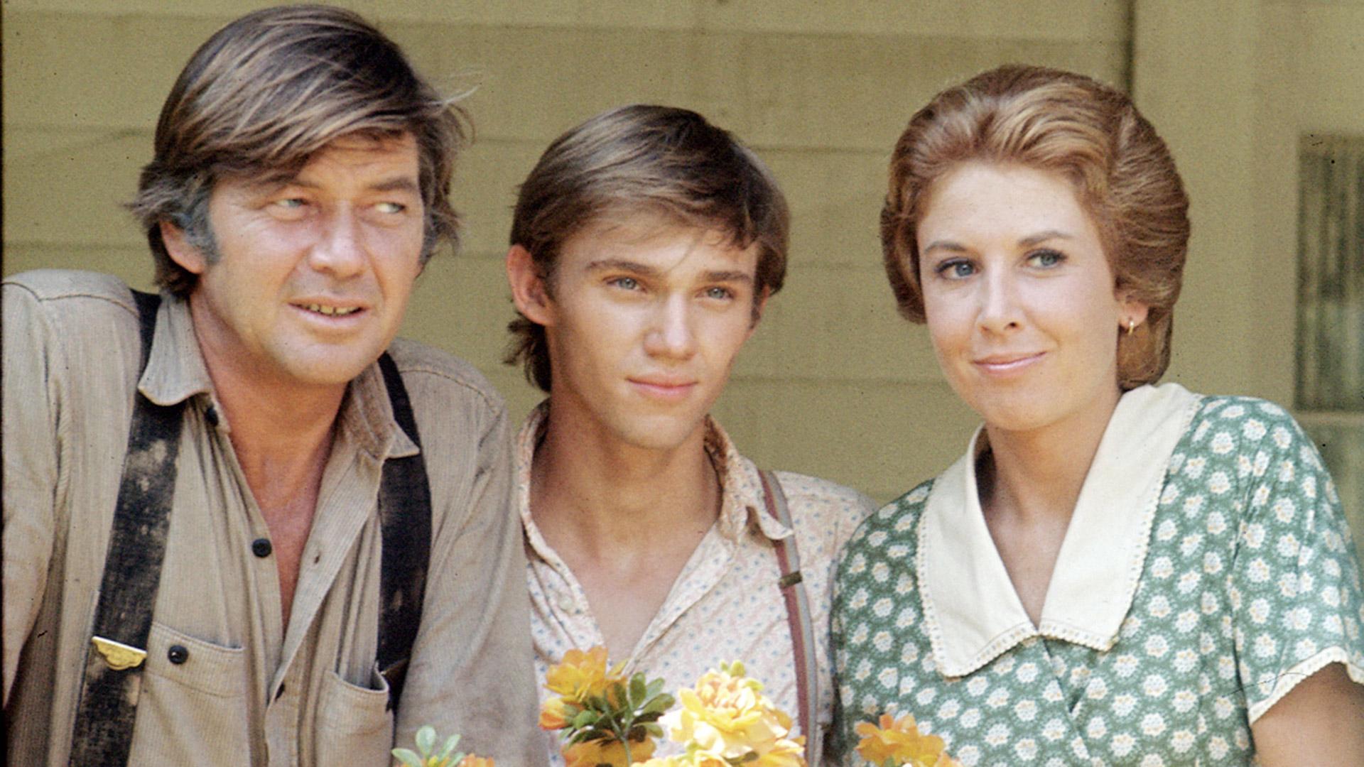 John and Olivia Walton, The Waltons