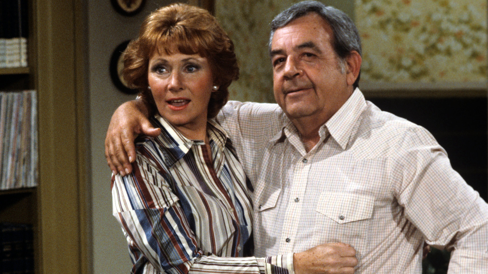 Howard and Marion Cunningham, Happy Days