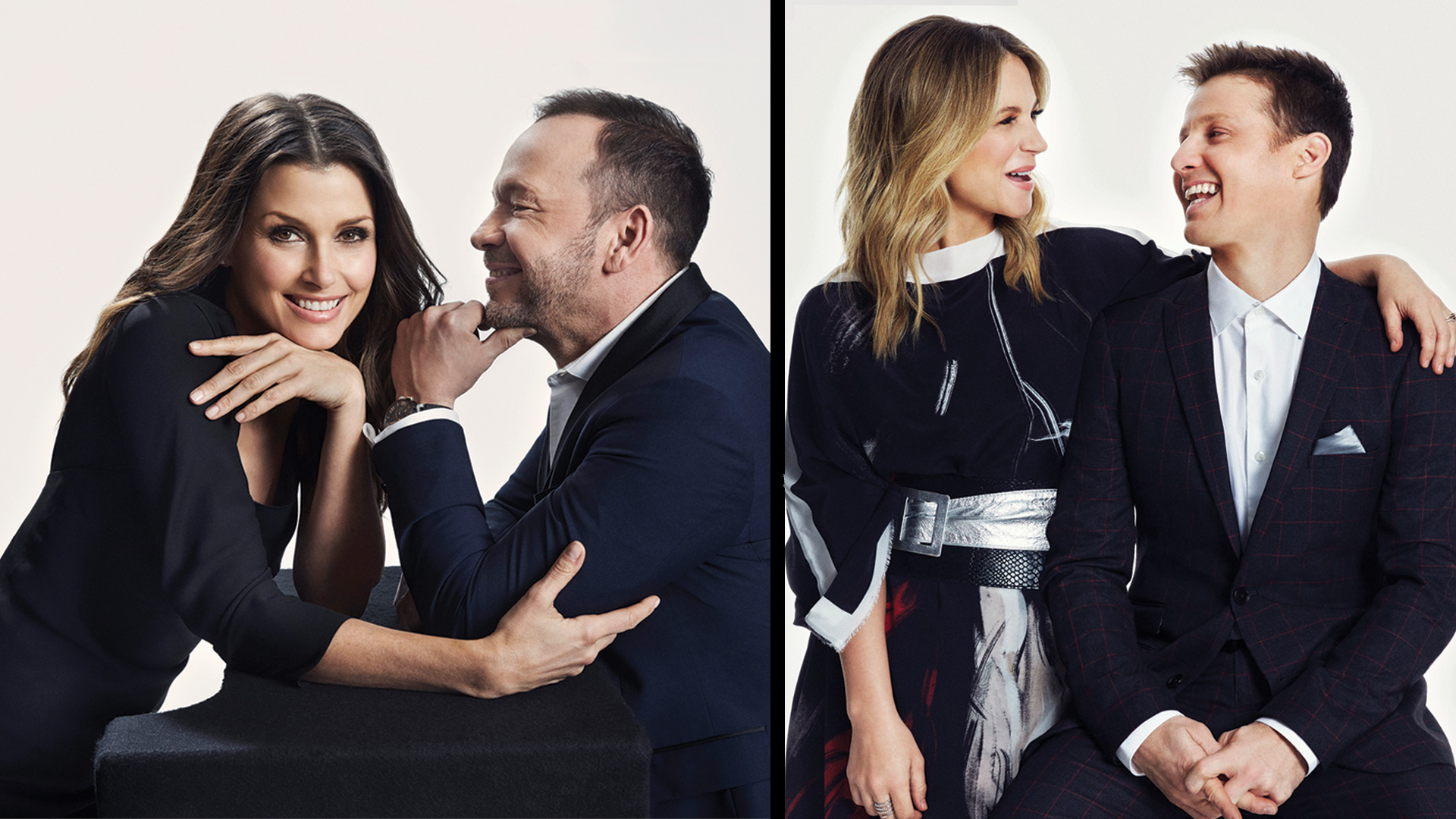 These stylish Blue Bloods stars clean up very nice in these exclusive photos!
